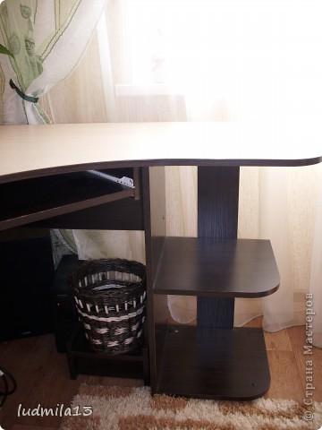 мусорка под письменный стол фото 4