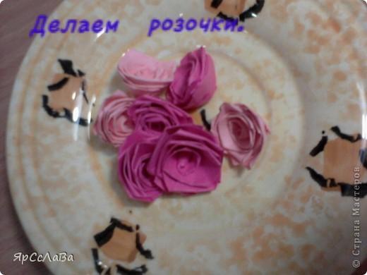 "презентация ""розы в корзинке"" фото 6"