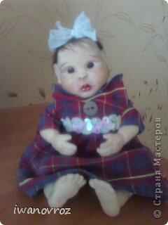 Кукла Кристиночка