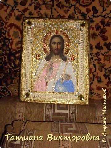 Казанская икона Божией Матери. Первый мой опыт. фото 2