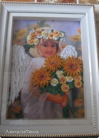 Ангелочек еще не за стеклом. фото 2