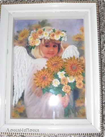 Ангелочек еще не за стеклом. фото 3