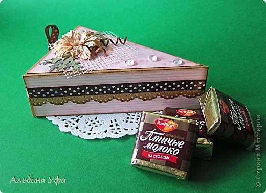 Доброго дня всем жителям СМ! к Вам сегодня с упаковками для сладкого.Сделала их в презенты. фото 2