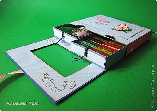 Доброго дня всем жителям СМ! к Вам сегодня с упаковками для сладкого.Сделала их в презенты. фото 6