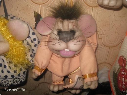 Всем доброго времени суток!!! Вот такой  заказик мышек-попиков у меня получился))) фото 3
