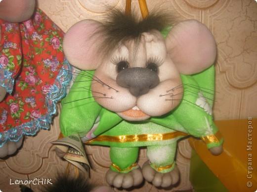 Всем доброго времени суток!!! Вот такой  заказик мышек-попиков у меня получился))) фото 4