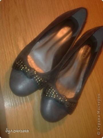 Вот такие туфли получились. фото 3