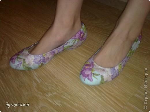 Вот такие туфли получились. фото 2