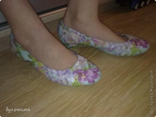 Вот такие туфли получились. фото 1