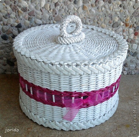 Плетение фото 15