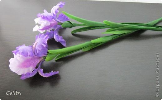 Этот тюльпан сделан на заказ, завтра отправится по назначению.... фото 4