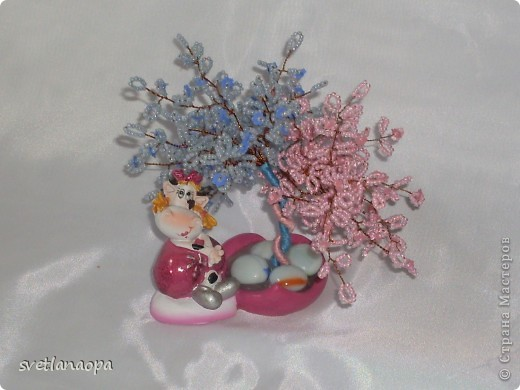 Хочу показать подборку разных деревьев ко Дню Влюбленных. фото 9