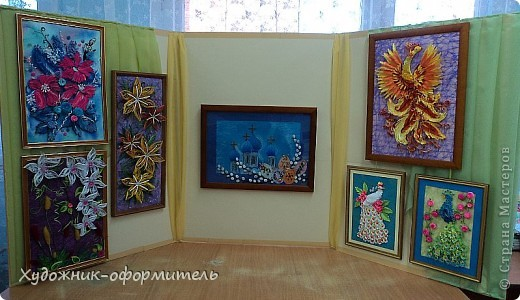 Персональная выставка на области Машеньки:))) фото 1
