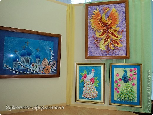Персональная выставка на области Машеньки:))) фото 3