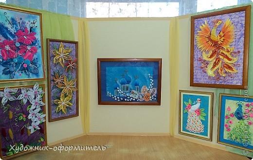Персональная выставка на области Машеньки:))) фото 4