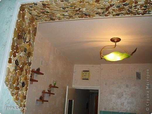 Приглашаю всех прогуляться по моей квартирке, в которой все делали сами, и которую, к сожалению, пришлось оставить - переехали мы. Идеей поделилась моя любимая подружка, правда, у меня не так масштабно  http://stranamasterov.ru/node/37366 . фото 2