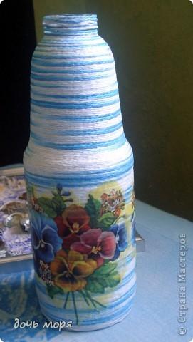 Тарелочка-панно. Спасибо Миколаевне и ее сестре Наталье за идею с тарелочками. http://stranamasterov.ru/user/180042. Теперь это не тарелка для супа, а панно.  фото 5