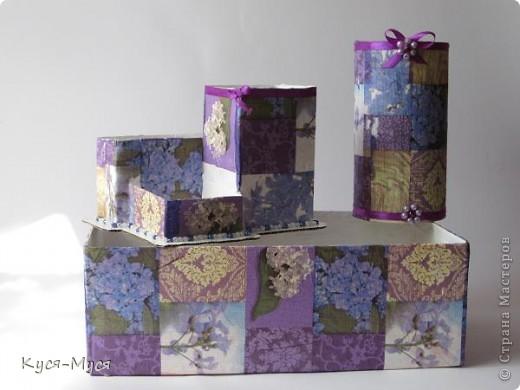 Всем привет! Ну, раз сегодня День коробочки по Календарю Страны мастеров - то принимайте коробочки! Свежие, только с пылу-жару, новенькие. На днях закончила делать, стояли сохли:)) фото 1
