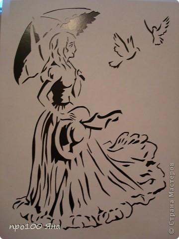 Дамочка с голубями фото 1