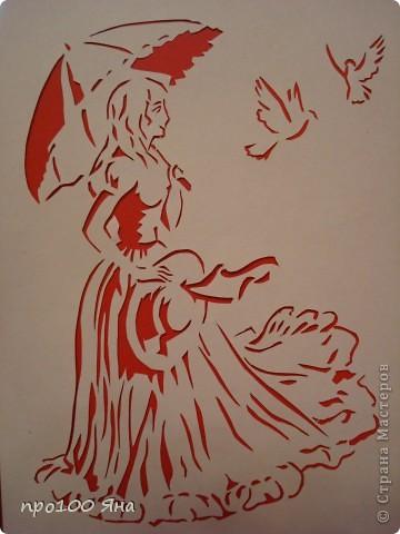 Дамочка с голубями фото 2