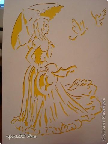 Дамочка с голубями фото 3