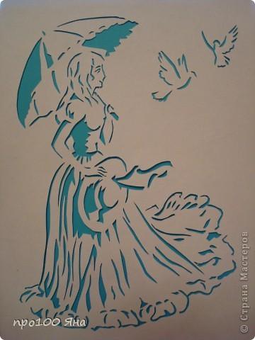 Дамочка с голубями фото 4