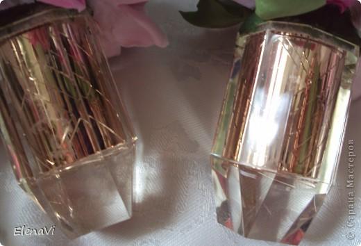 минибукетики в крышках от парфюма :-) фото 4
