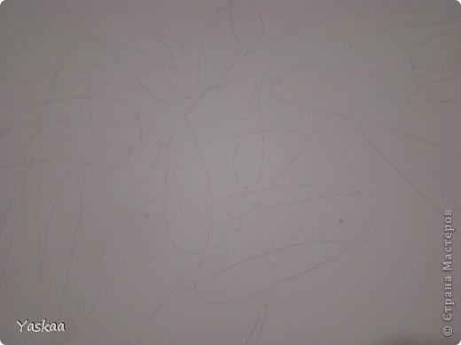 Долго я собиралась силами, затем долго расписывала и наконец расписала стену на кухне. Не судите строго, это мой первый опыт. Есть погрешности, на будущее сделала выводы. Выкладываю фото в процессе. Все началось с выбора картинки. Долго искала изображение бамбука, которое мне бы понравилось и подошло и наткнулась на роспись дверей. Распечатала и разделила на равные квадраты, за это спасибо Подолинная Любовь, которая описала данную (простейшую) технику вот тут http://stranamasterov.ru/node/174957 Соответственно нанесла сетку на стену и вперед фото 3