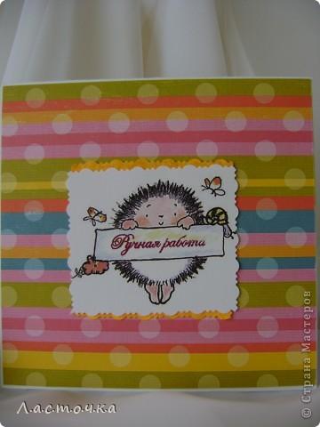 Добрый вечер!Такая открытка родилась по поводу дня рождения моей двоюродной сестренки у нее в этом году юбилей 10 лет.Ну а что получилась судить вам! фото 7
