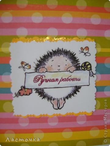 Добрый вечер!Такая открытка родилась по поводу дня рождения моей двоюродной сестренки у нее в этом году юбилей 10 лет.Ну а что получилась судить вам! фото 8