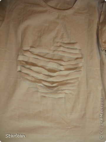 футболка с сердечком фото 5