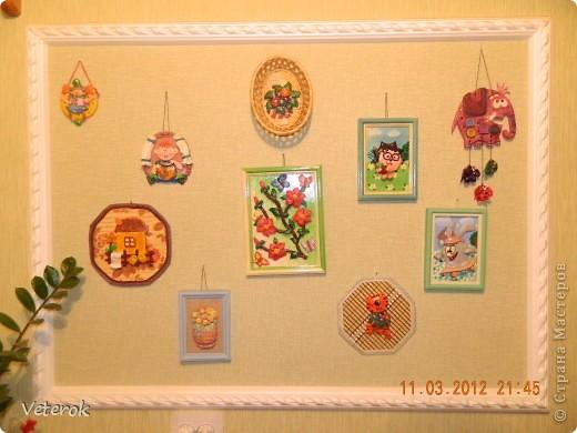 Моя небольшая домашняя выставка.  фото 1