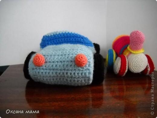 вот мои игрушки,сынулька очень обрадовался когда увидел их. фото 1
