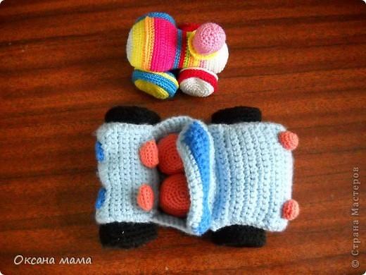 вот мои игрушки,сынулька очень обрадовался когда увидел их. фото 5