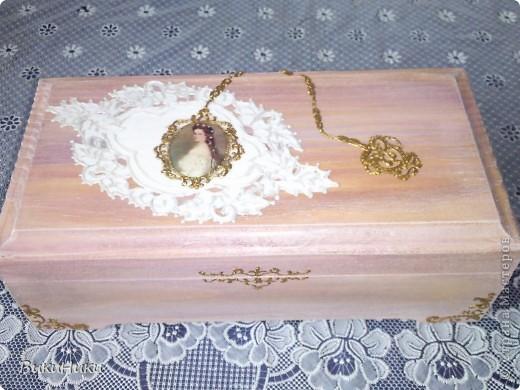 Ключница и шкатулка. фото 4