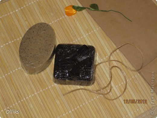 Упаковка для мыла. фото 2