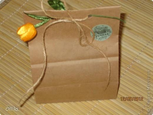 Упаковка для мыла. фото 1