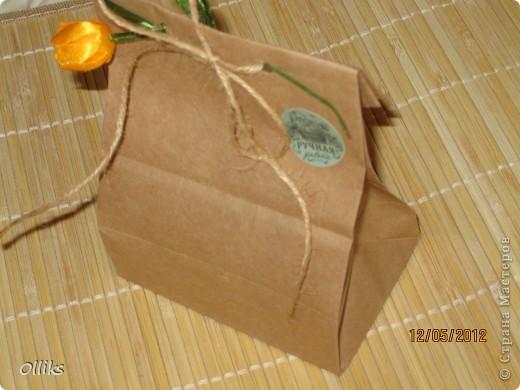 Упаковка для мыла. фото 5