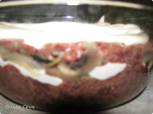 Блюдо получается сытным и вкусным. Можно употреблять горячим и холодным. Можно менять начинки и каждый раз будет новый вкус блюда. фото 10