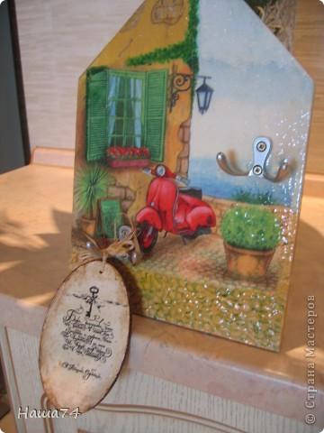 Салфетка, подрисовка, яичная скорлупа и многоооо слоев лака)) фото 2