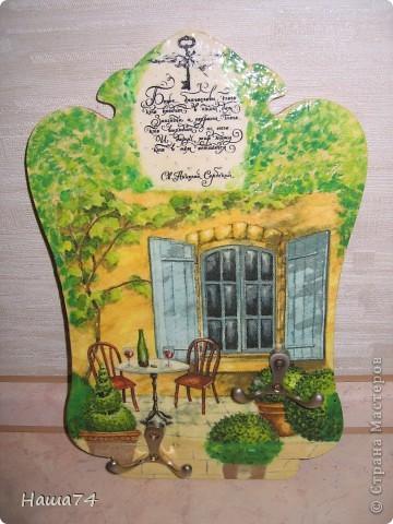 Салфетка, подрисовка, яичная скорлупа и многоооо слоев лака)) фото 6