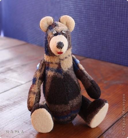 У моего Медведика дочка пошилась http://stranamasterov.ru/node/364578 Все на совместные пошивушки к Свете!!!!! Еще куча времени!!!  фото 3