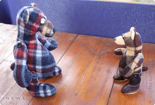 У моего Медведика дочка пошилась http://stranamasterov.ru/node/364578 Все на совместные пошивушки к Свете!!!!! Еще куча времени!!!  фото 5
