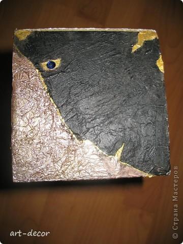 Красивая подарочная упаковка! Жила-была коробочка...куплена была с вазой, и вот решила я подруге на ДР сделать из нее упаковку для подарка. Пришлось немного преобразить.  фото 20