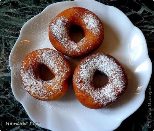 Мои пончики  фото 1