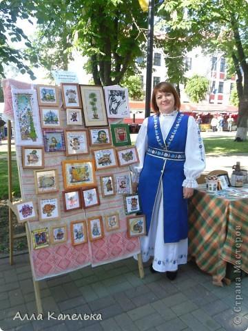 26 мая побывала в культурной сталице нашей страны -- Полоцке. Ему уже исполнилось 1150 лет!!! погода замечательная, атмосфера праздничная! фото 2