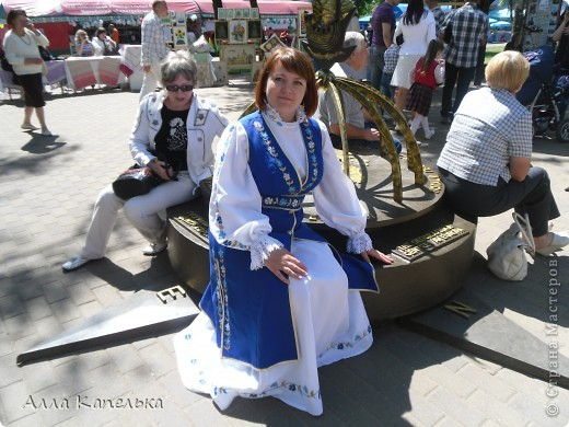 26 мая побывала в культурной сталице нашей страны -- Полоцке. Ему уже исполнилось 1150 лет!!! погода замечательная, атмосфера праздничная! фото 8