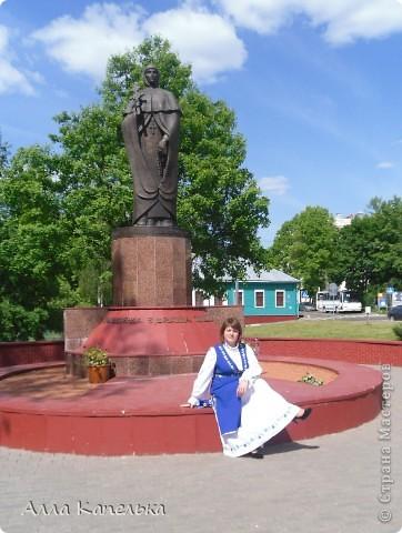 26 мая побывала в культурной сталице нашей страны -- Полоцке. Ему уже исполнилось 1150 лет!!! погода замечательная, атмосфера праздничная! фото 10