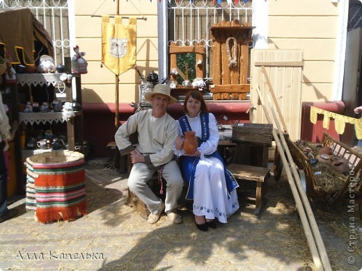 26 мая побывала в культурной сталице нашей страны -- Полоцке. Ему уже исполнилось 1150 лет!!! погода замечательная, атмосфера праздничная! фото 11