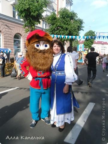 26 мая побывала в культурной сталице нашей страны -- Полоцке. Ему уже исполнилось 1150 лет!!! погода замечательная, атмосфера праздничная! фото 13